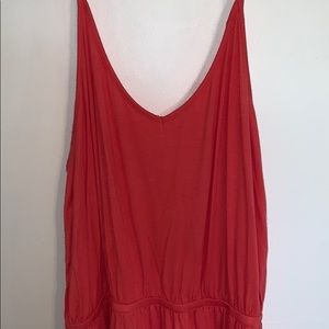 Dresses & Skirts - Reddish Orange dress